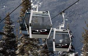New Whistler Gondola Cabins
